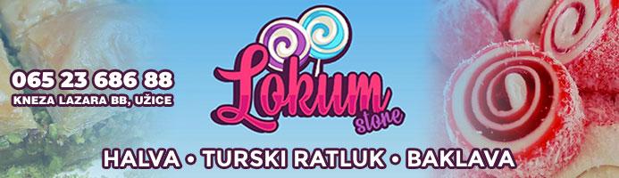 """""""Lokum"""